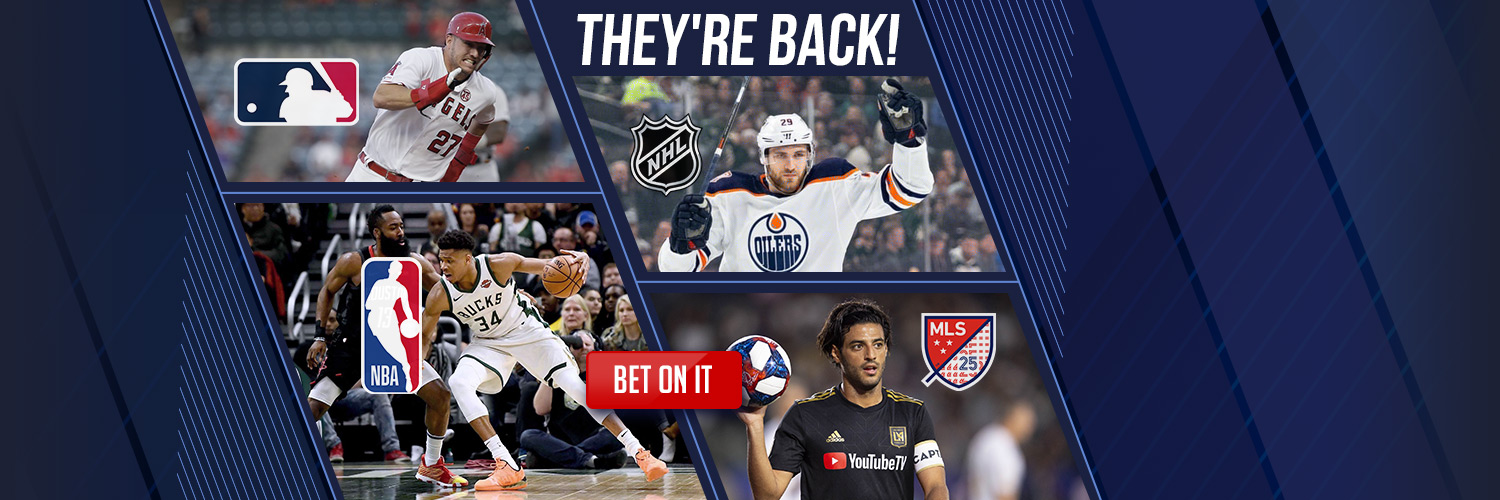 US Sports: They're Back