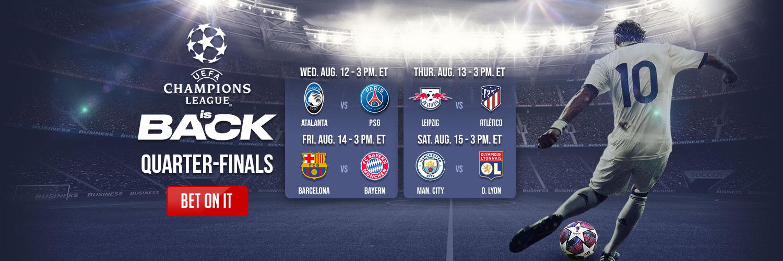 UEFA Champions League quarter-finals