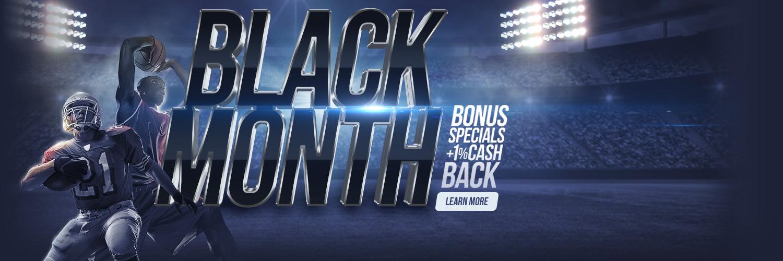 Skybook Black Month