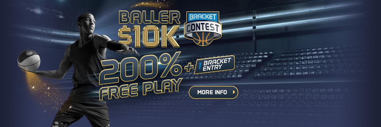 Baller 10K Bracket Contest