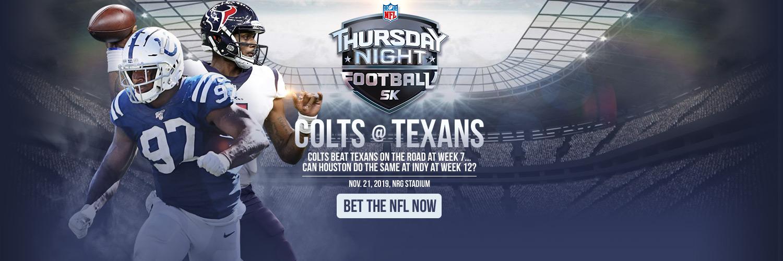 TNF Colts vs Texans