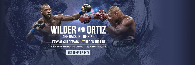 Wlder vs Ortiz