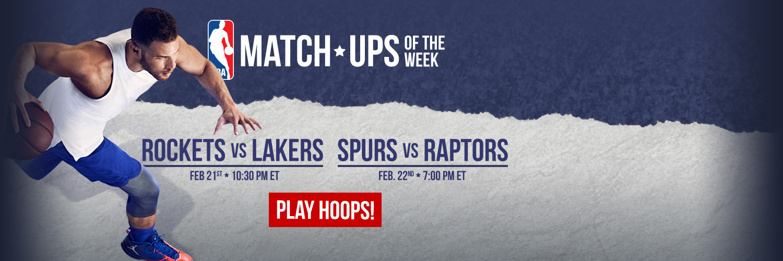 NBA Matchups