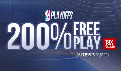 200% Free Play