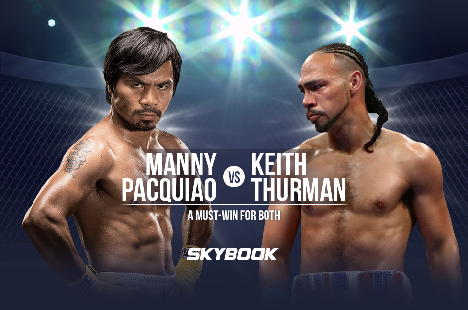 Manny pacquiao betting odds jonathan foreman aiding and abetting a fugitive