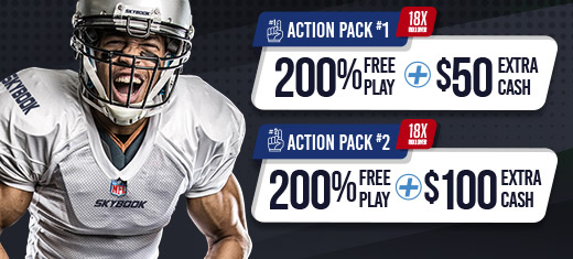 NFL Dual Action Pack Special