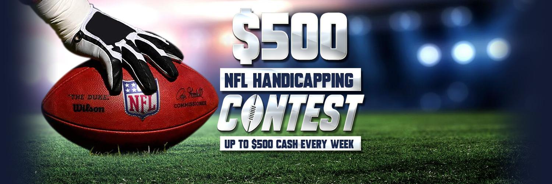NFL Season Long Handicapping Contest!