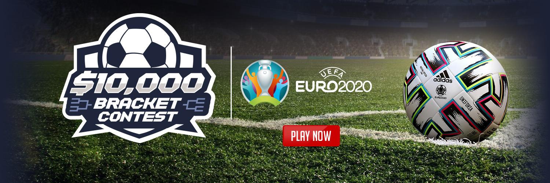 Road to the Euro Cup 2020 Progressive Bonus Special