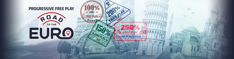 Euro Progressive Bonus