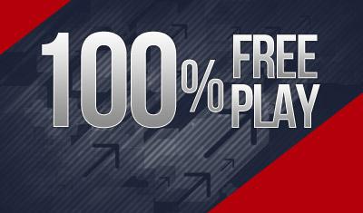 100% Free Play!