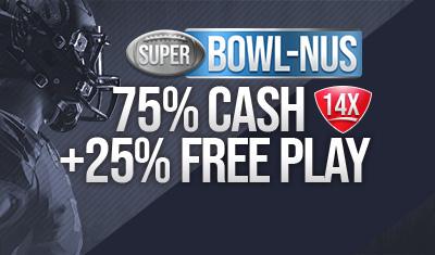 Super Bowl-nus!