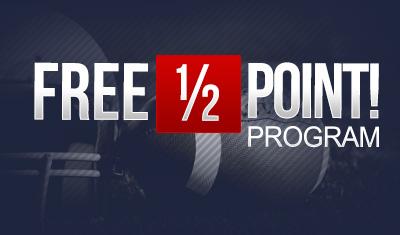 Free Half Point Program