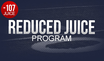 -107 Juice on Football & Basketball action
