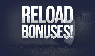 Special Reload Bonuses