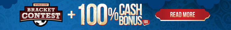$10,000 in Prizes + 100% Cash Bonus