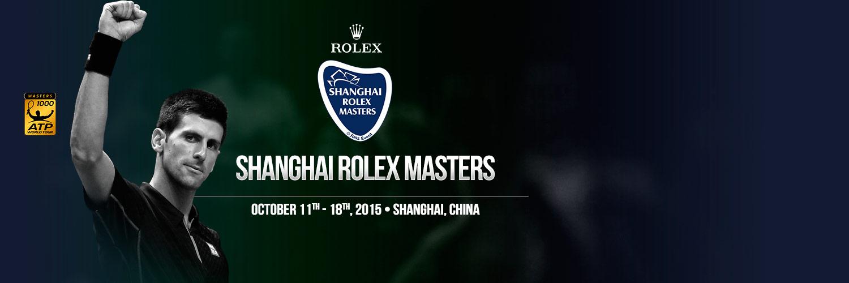 Shanghai Rolex Masters