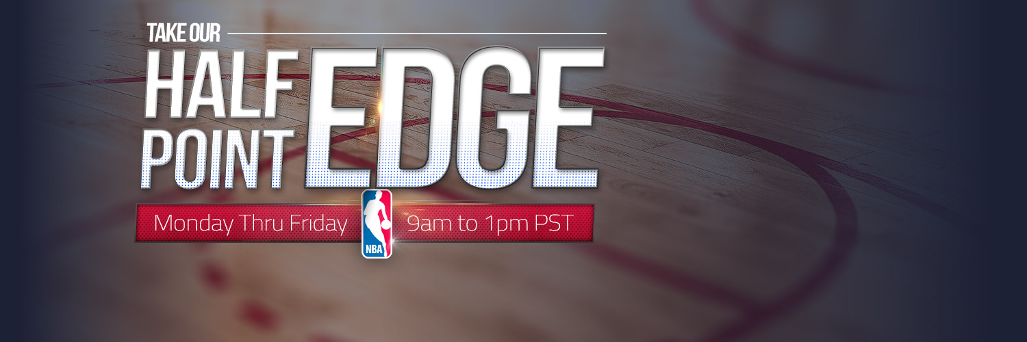 NBA Half Point Edge