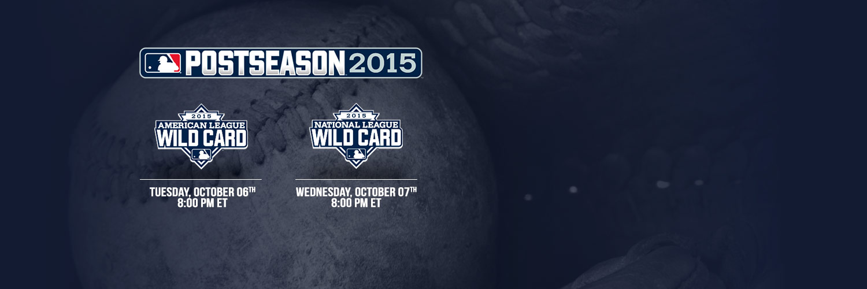 Post Season MLB - Wild Card