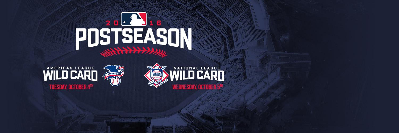 Bet on MLB Wild Card
