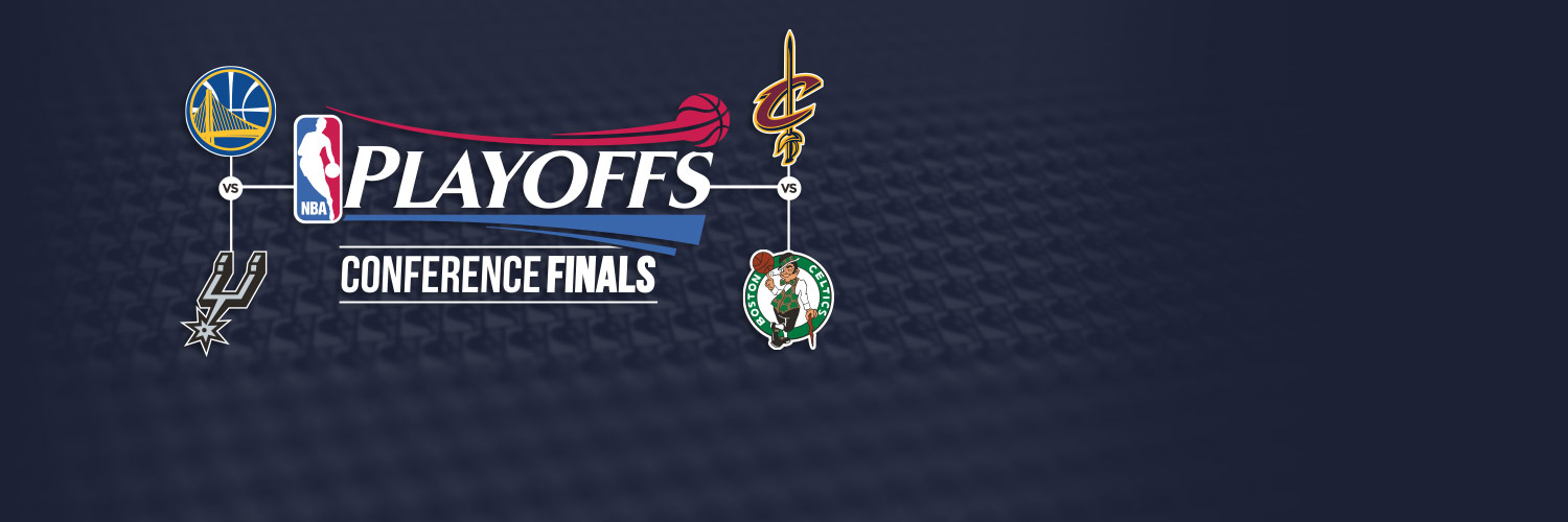 NBA Conference Playoffs 2017