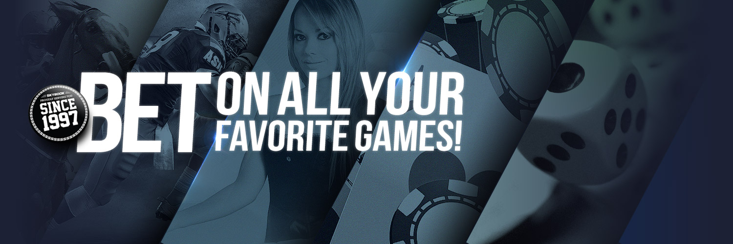 Bet on all your favorite games