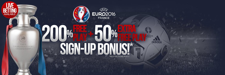 Bet on Euro 2016