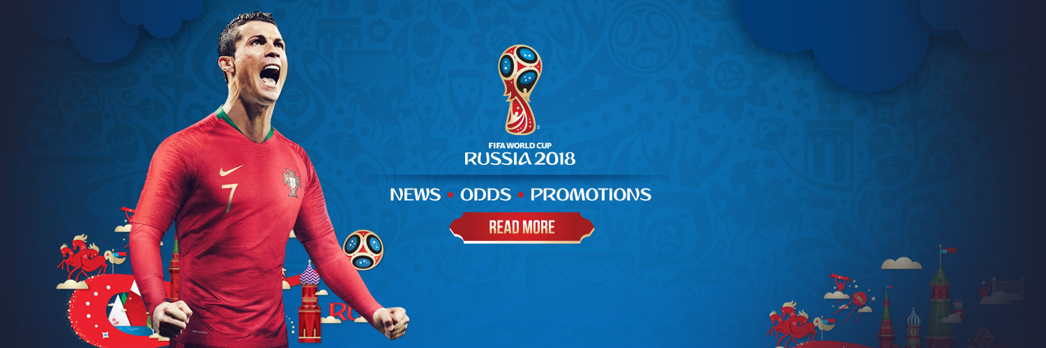 Russia 2018:  News & Odds
