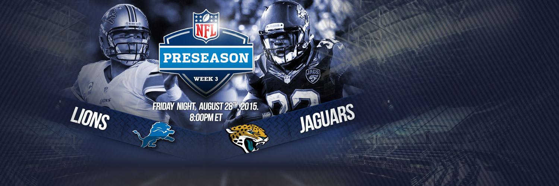 NFL Preseason Week 3 Friday