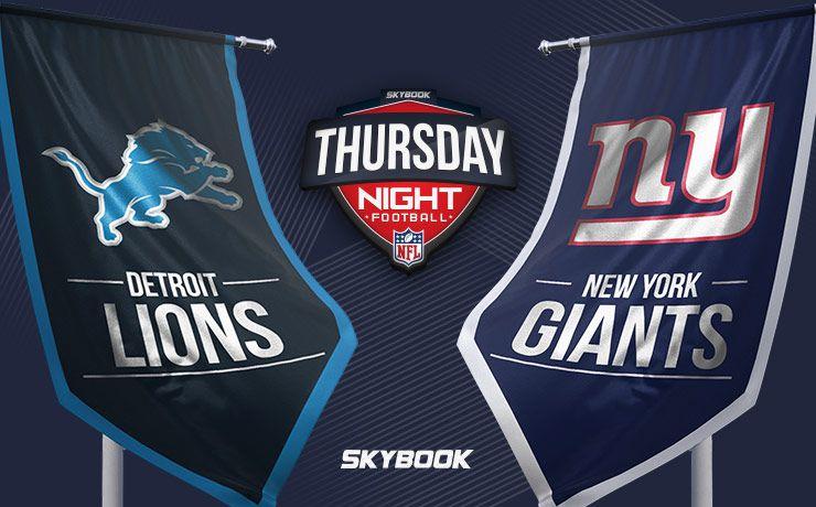 Monday Night Football ATS Prediction: Giants vs Lions