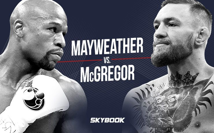Where to bet on mayweather vs mcgregor how much to bet on craps