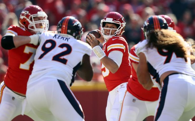 Denver Broncos At Kc Chiefs Betting Odds And Game Preview