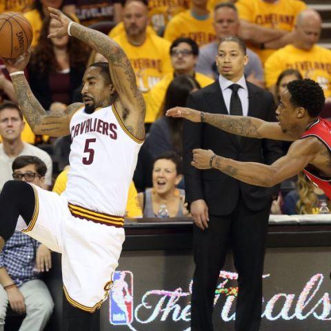 Game 4 Eastern Conference Finals: Raptors vs. Cavaliers