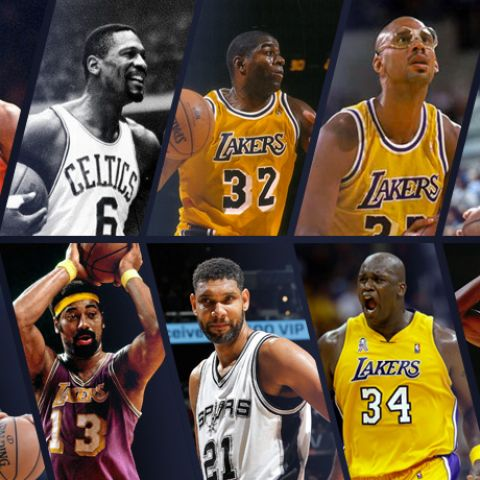 10 Greatest Players of All Time