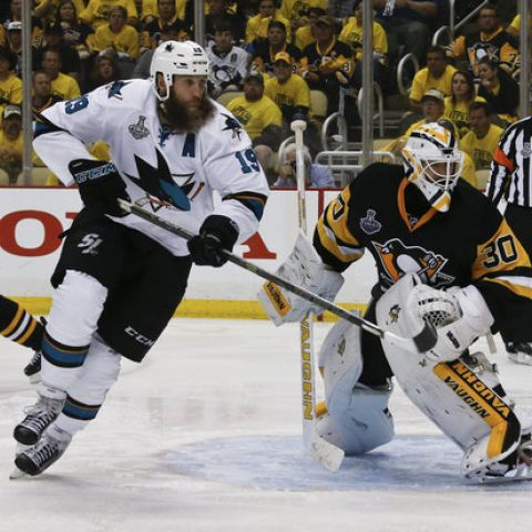 Pittsburgh Penguins vs San Jose Sharks