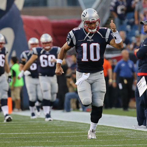 Week 3 NFL Preseason Picks: Patriots vs Panthers