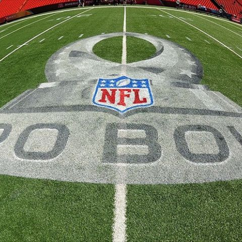 2016 NFL Pro Bowl: Team Rice vs Team Irvin