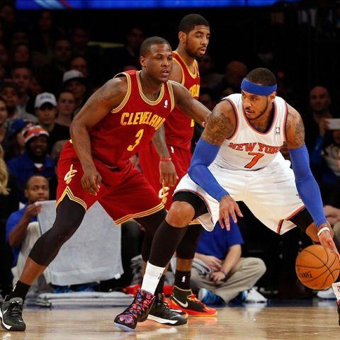New York Knicks vs Cleveland Cavaliers