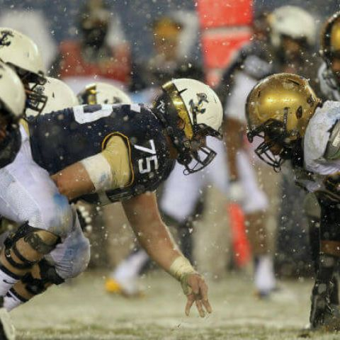 Army Black Knights Vs. Navy Midshipmen Betting Odds, Preview