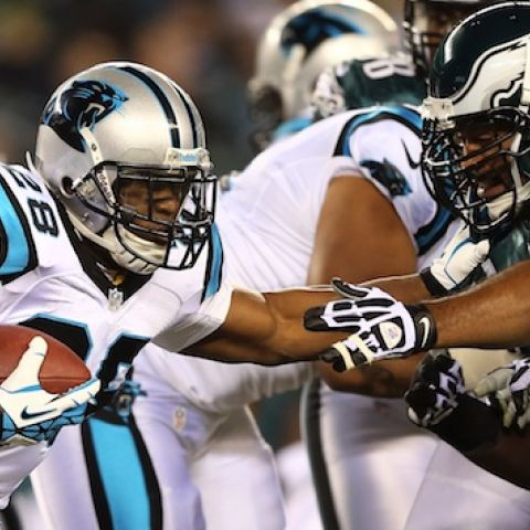 Philadelphia Eagles vs. Carolina Panthers