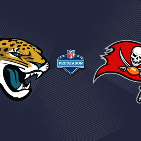 Jaguars Take On The Bucs In Second Game Of The NFL Preseason