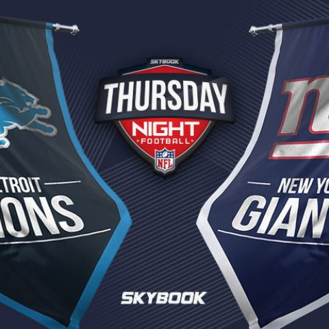 Against The Spread Monday Night Football Prediction: Lions vs Giants