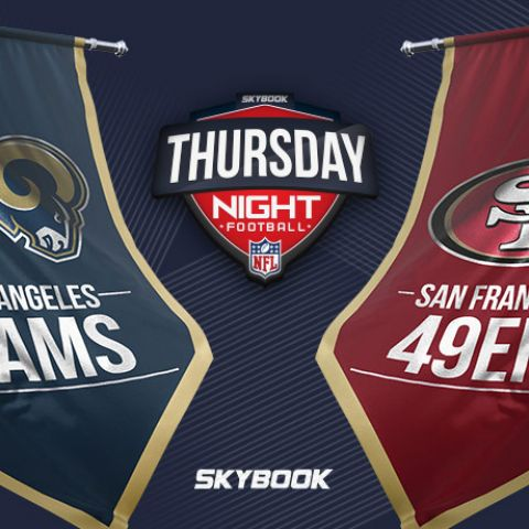 Thursday Night Football Los Angeles Rams vs San Francisco 49ers