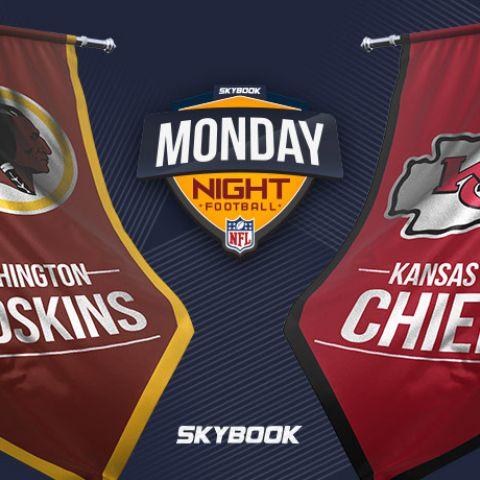 Monday Night Football Expert Betting Pick: Kansas City Chiefs vs Washington Redskins
