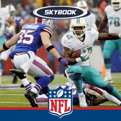 Dolphins Against Bills - Thursday Night Football