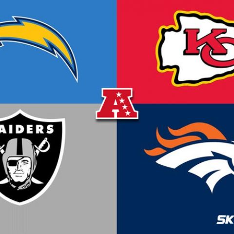 How Many Games Will Teams Win In The AFC West?
