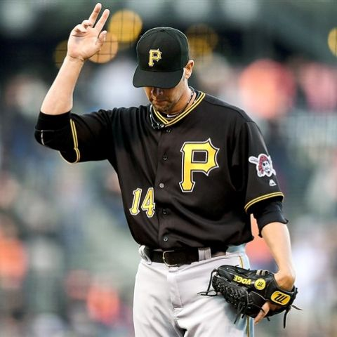 Pittsburgh Pirates vs San Francisco Giants
