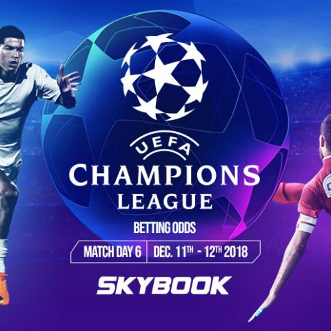 UEFA Champions League Betting Odds: Matchday 6 Game Previews
