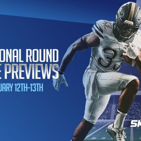 2019 NFL Divisional Round Betting Odds and Game Previews for Sunday, January 13