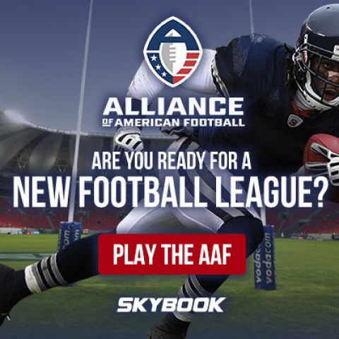 Alliance of American Football 2019 Kick Off