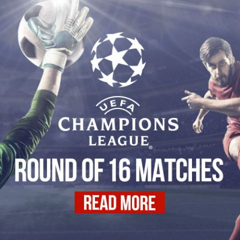 2018-19 UEFA Champions League Round of 16 Match Previews, Leg 1